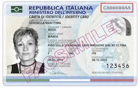 RILASCIO NUOVA CARTA DI IDENTITA\' ELETTRONICA (C.I.E.) - Comune di ...